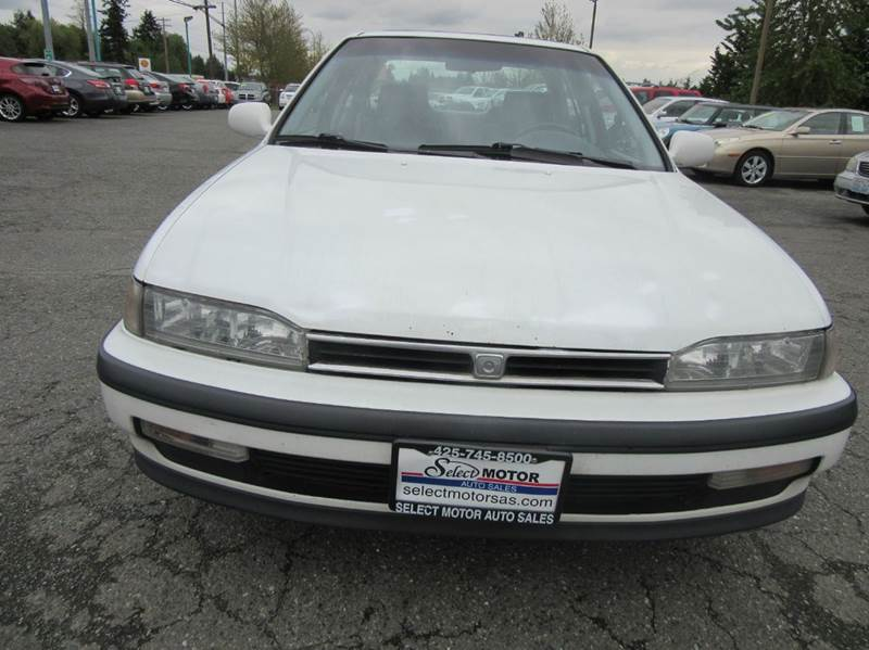 1991 Honda Accord EX 4dr Sedan - Lynnwood WA