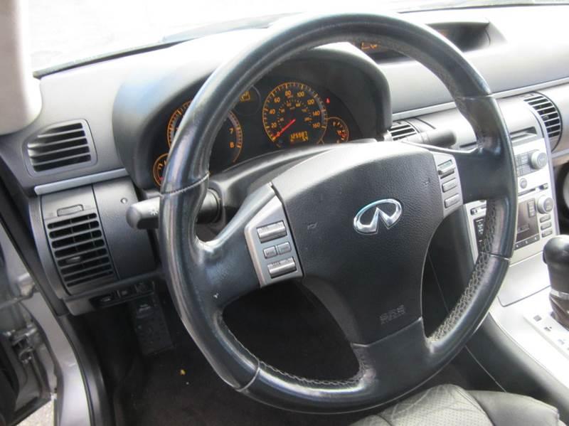 2006 Infiniti G35 4dr Sedan w/Automatic - Lynnwood WA