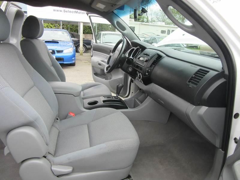 2007 Toyota Tacoma 4dr Access Cab 6.1 ft. SB (2.7L I4 4A) - Lynnwood WA