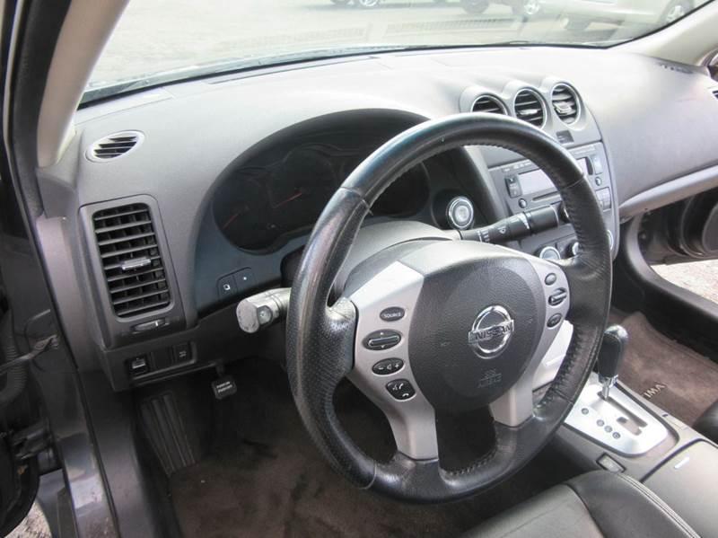2008 Nissan Altima 3.5 SL 4dr Sedan - Lynnwood WA