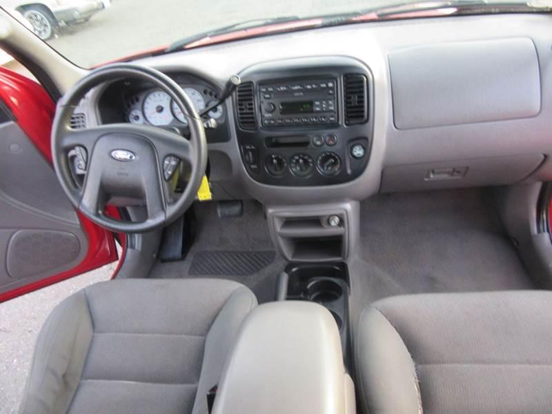 2002 Ford Escape XLT Choice 4WD 4dr SUV - Lynnwood WA