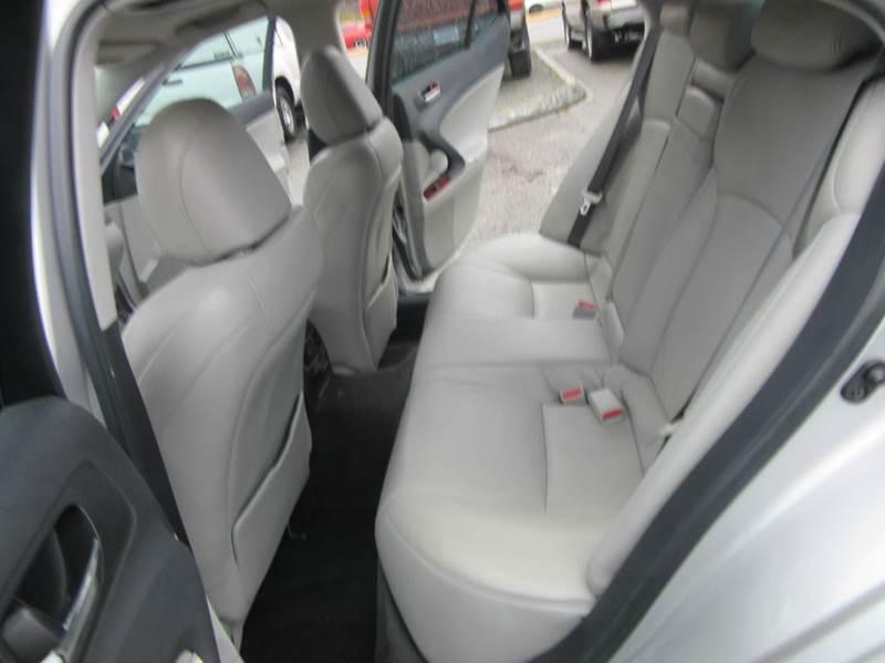 2007 Lexus IS 250 4dr Sedan (2.5L V6 6A) - Lynnwood WA