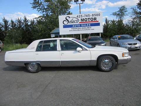 1994 Cadillac Fleetwood for sale in Lynnwood, WA