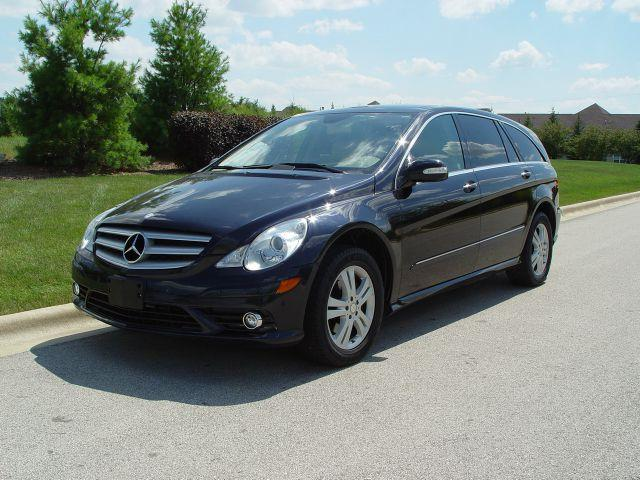 2008 Mercedes Benz R Class R350 Awd 4matic 4dr Wagon In St