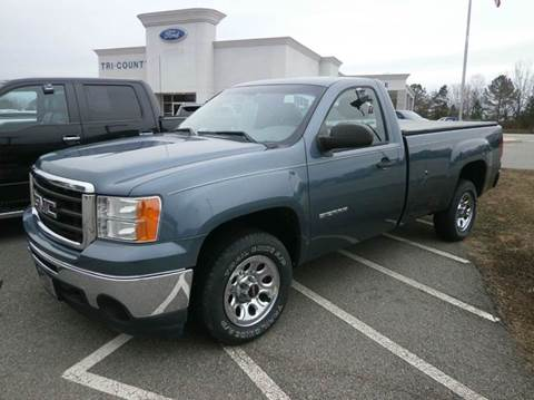 2010 GMC Sierra 1500 for sale in Keysville, VA
