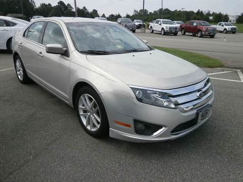 2010 Ford Fusion for sale in Keysville, VA