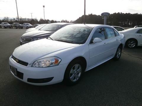 2010 Chevrolet Impala for sale in Keysville, VA