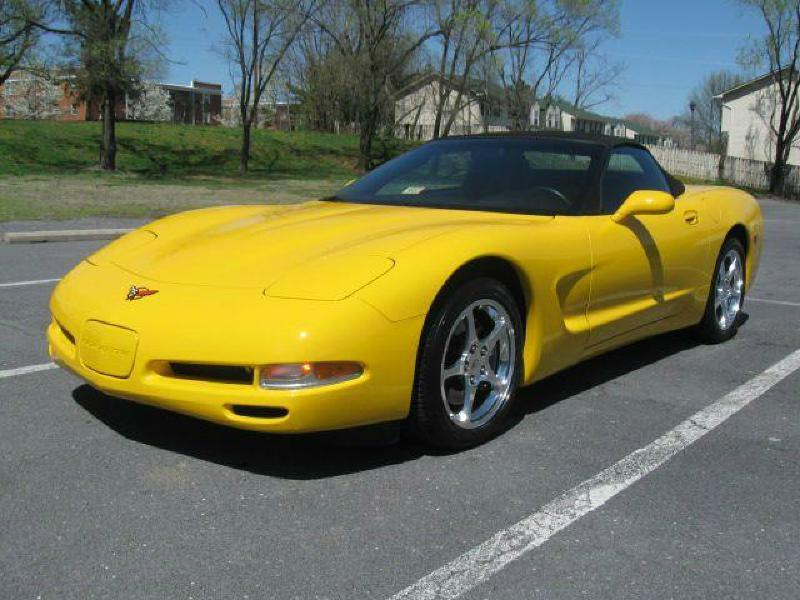 chevrolet corvette for sale in winchester va. Black Bedroom Furniture Sets. Home Design Ideas