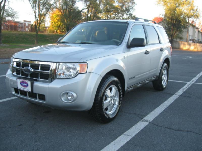 Ford escape for sale in winchester va for Top gear motors winchester va