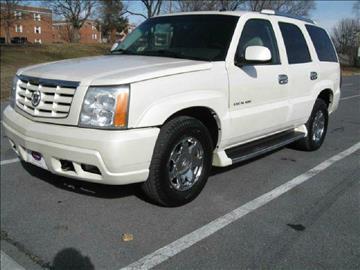 Cadillac for sale winchester va for Goldstar motor company winchester virginia