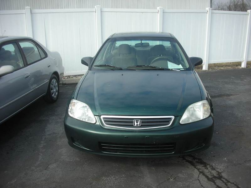 2000 Honda Civic LX 4dr Sedan - Defiance OH