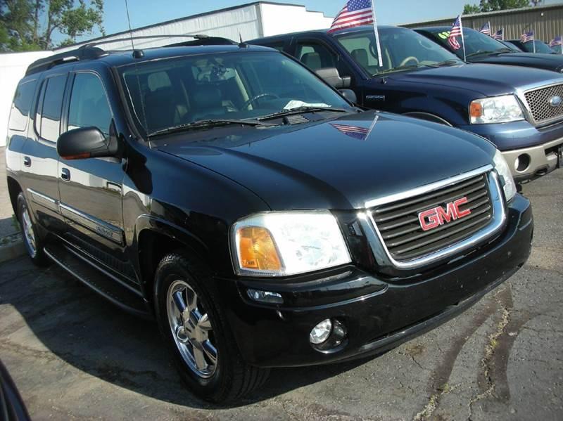 2005 GMC Envoy XL SLT 4WD 4dr SUV - Defiance OH