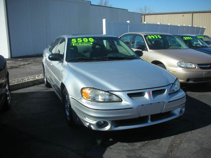 2003 Pontiac Grand Am GT 4dr Sedan - Defiance OH