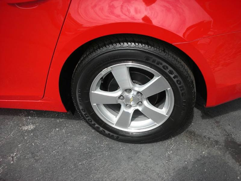 2014 Chevrolet Cruze 1LT Auto 4dr Sedan w/1SD - Defiance OH