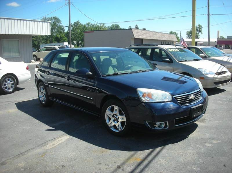 2007 chevrolet malibu maxx lt 4dr hatchback in defiance oh. Black Bedroom Furniture Sets. Home Design Ideas