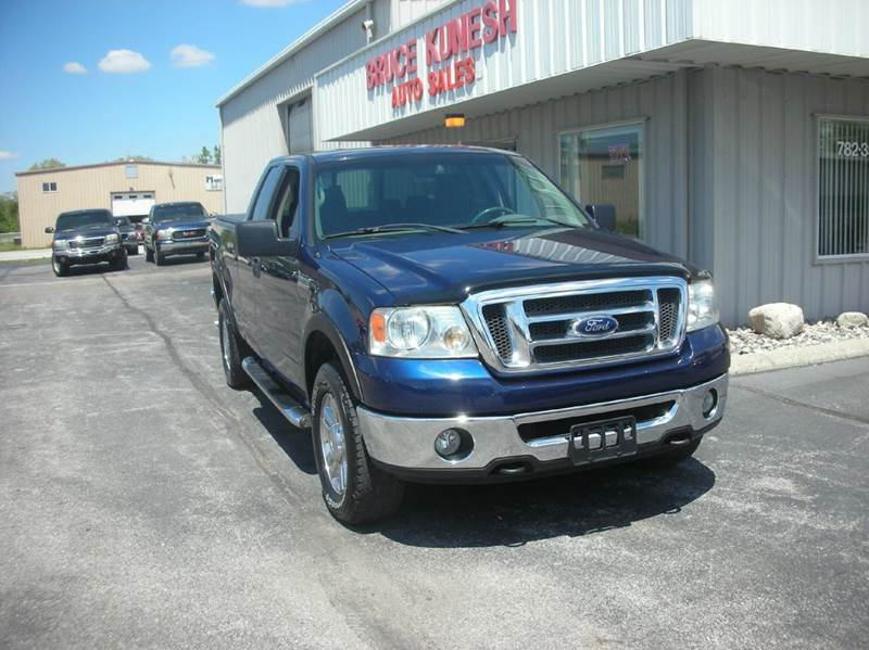 2007 Ford F-150 XLT 4dr SuperCab 4WD Styleside 6.5 ft. SB - Defiance OH