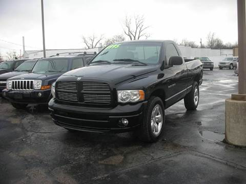 2002 Dodge Ram Pickup 1500 for sale in Defiance, OH