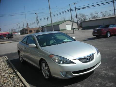 2006 Toyota Camry Solara for sale in Defiance, OH