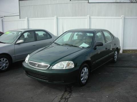 2000 Honda Civic for sale in Defiance, OH