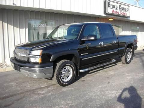 2005 Chevrolet Silverado 1500HD for sale in Defiance, OH