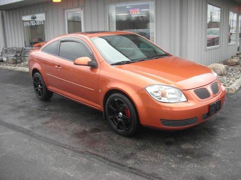 2007 Pontiac G5 for sale in Defiance, OH