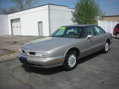 1996 Oldsmobile Eighty-Eight for sale in Defiance, OH