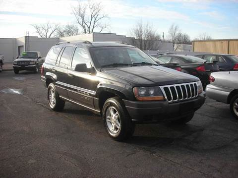 2002 Jeep Grand Cherokee for sale in Defiance, OH