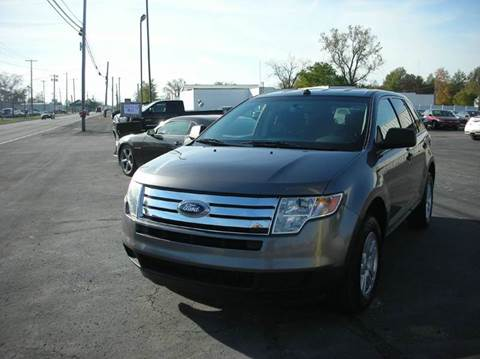 2009 Ford Edge for sale in Defiance, OH