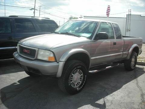 2001 GMC Sonoma for sale in Defiance, OH