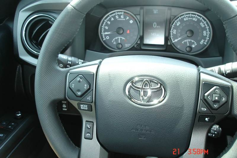 2016 Toyota Tacoma 4x4 TRD Off-Road 4dr Access Cab 6.1 ft SB - Crewe VA