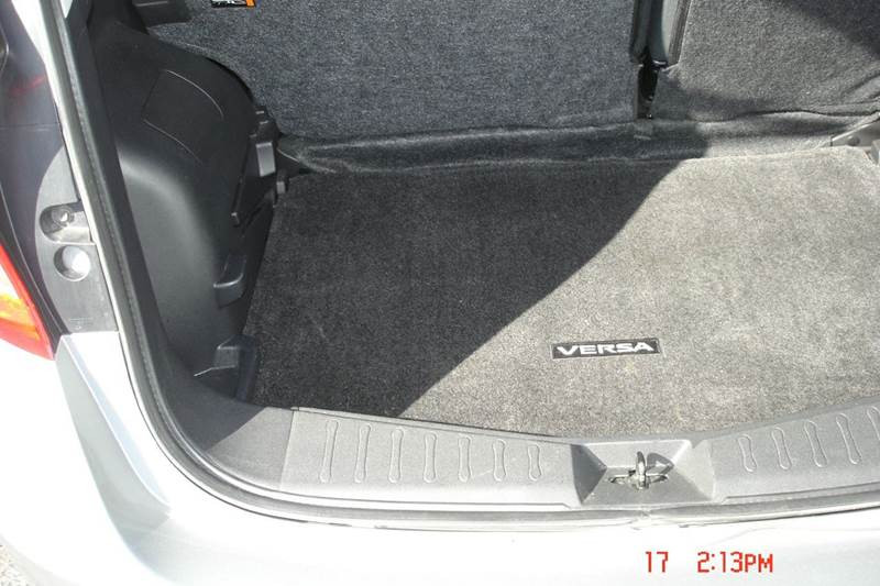 2015 Nissan Versa Note SV 4dr Hatchback - Crewe VA