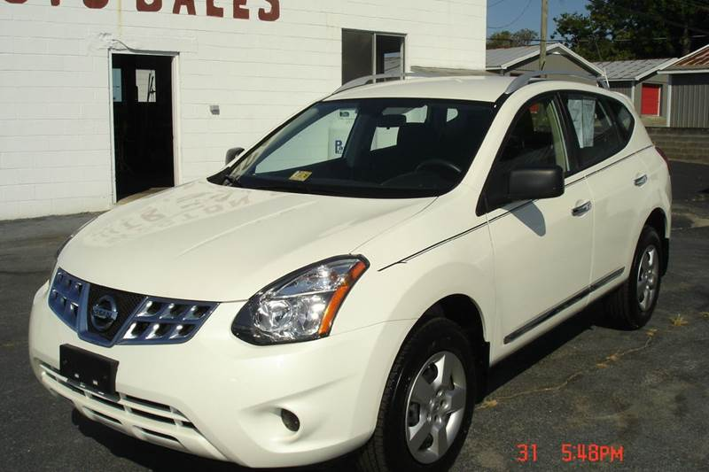 2014 Nissan Rogue Select S AWD 4dr Crossover - Crewe VA