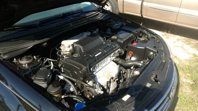 2007 Kia Spectra EX 4dr Sedan (2L I4 4A) - Ocala FL