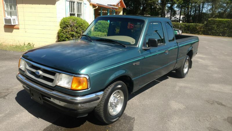 1997 Ford Ranger SUPER CAB - Ocala FL