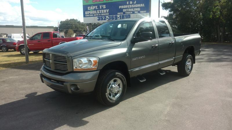 2006 dodge ram pickup 2500 laramie sport quad cab 4x4 in ocala fl stephen a finn auto brokers. Black Bedroom Furniture Sets. Home Design Ideas