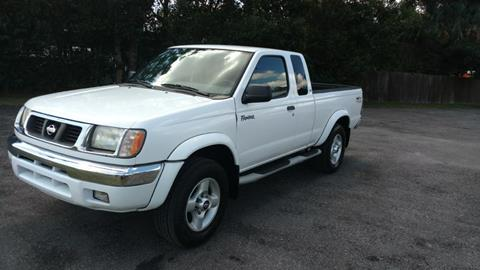 2000 Nissan Frontier for sale in Ocala, FL