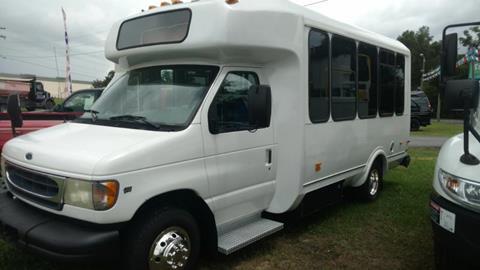 2002 Ford E-350 for sale in Ocala, FL