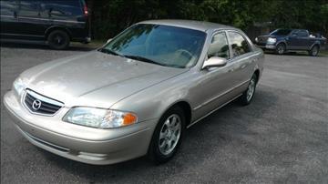2002 Mazda 626 for sale in Ocala, FL