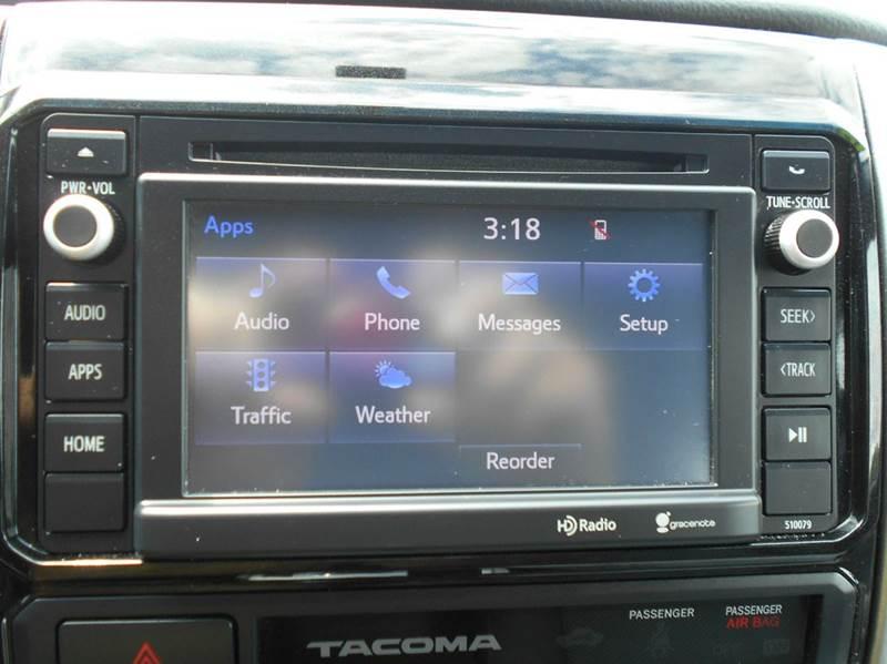 2015 Toyota Tacoma 4x4 V6 4dr Double Cab 5.0 ft SB 5A - Skiatook OK