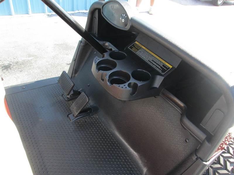 2011 EZ-GO RXV Electric