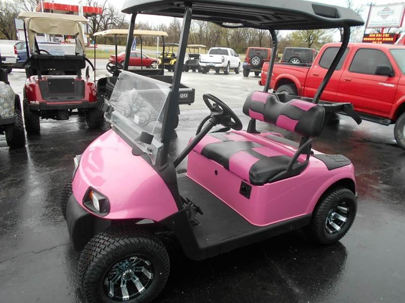 2011 E-Z-GO RXV electric Wheels  No Lift - Skiatook OK