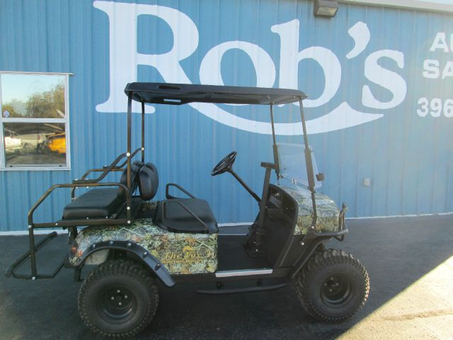 2015 E-Z-GO Fox Hunting Buggy