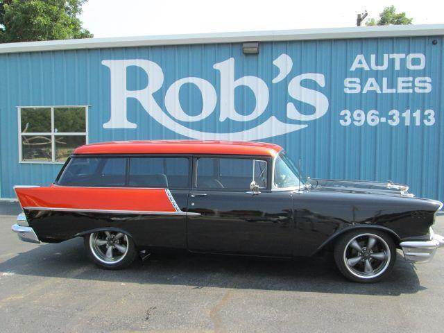 1957 Chevrolet 2-Door Wagon