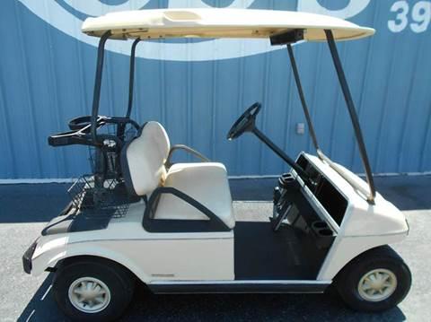 2000 Club Car DS