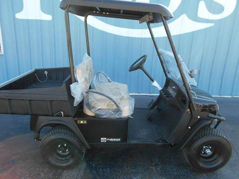 2018 Cushman Hauler for sale in Skiatook, OK