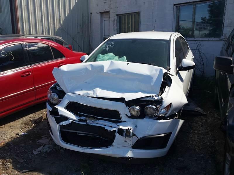 2015 Chevrolet Sonic LT Auto 4dr Sedan - Tulsa OK
