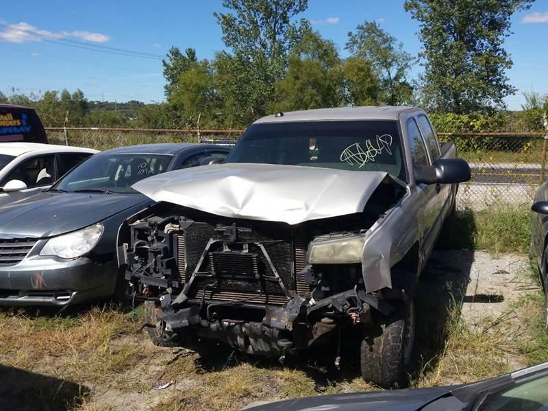 2004 Chevrolet Silverado 2500HD 4dr Crew Cab LS 4WD SB - Tulsa OK