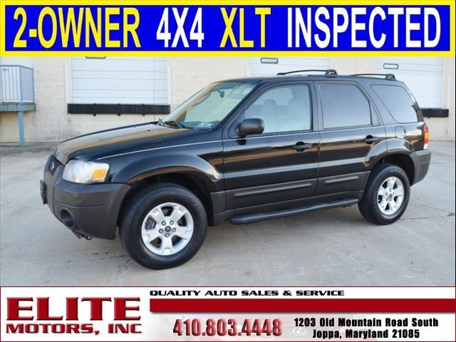 2006 ford escape xlt sport awd 4dr suv in joppa md elite for Elite motors joppa md