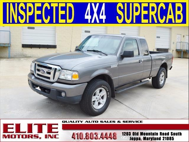 2006 ford ranger xlt 4dr supercab 4wd sb in joppa md for Elite motors joppa md
