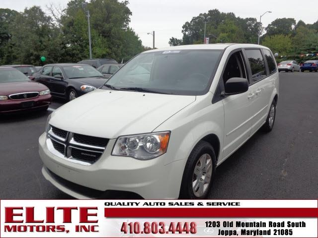 Dodge grand caravan for sale in joppa md for Elite motors joppa md